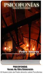 Nuevo Libro de Psicofonías de Pedro Amorós