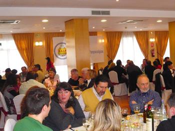 Comida SEIP 2008 www.pedroamoros.com