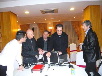 Comida SEIP 2008 - www.pedroamoros.com -