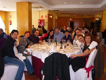 Comida SEIP 2008